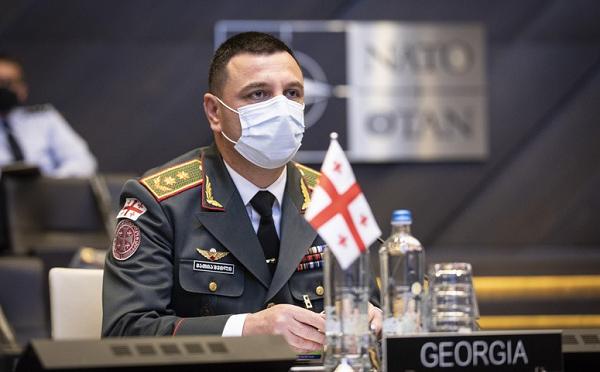 საქართველოს თავდაცვის ძალების მეთაური ნატო-ს სამხედრო კომიტეტის სხდომას დაესწრო