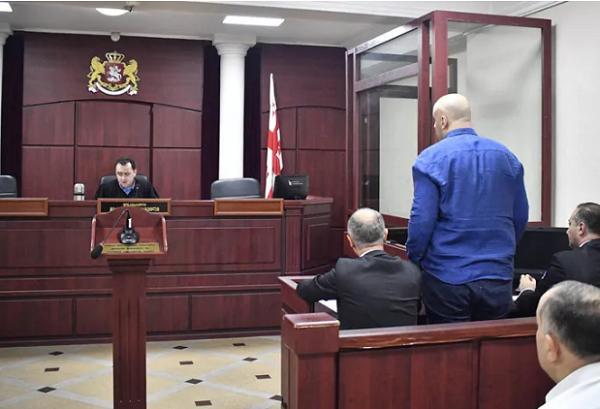 ნიკა მელიას სასამართლო პროცესი გადაიდო
