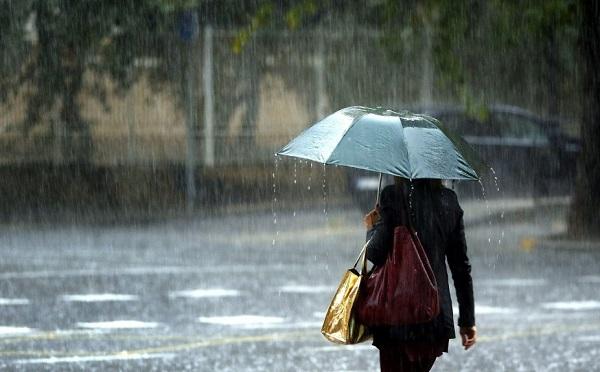 6 მაისამდე საქართველოში მოსალოდნელია წვიმა, ზოგან ძლიერი