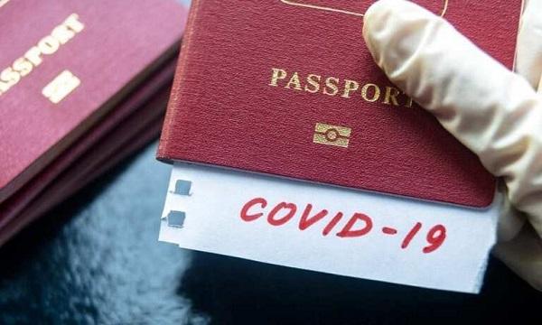 აქტიური მუშაობა მიმდინარეობს ე.წ მწვანე პასპორტებზე, რომლებიც ვაქცინაციის სრული კურსის ჩატარების შემდეგ გაიცემა