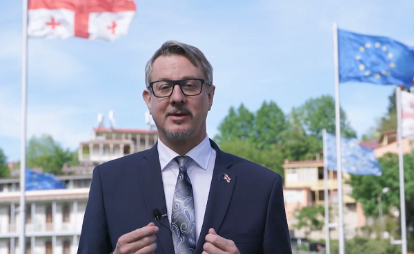 ევროკავშირი საქართველოს განვითარების მთავარ პარტნიორად დარჩება - კარლ ჰარცელი