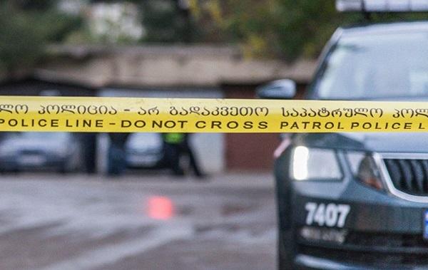 პოლიციამ თელავში მომხდარი დაჭრის ფაქტი გახსნა - დაკავებულია ერთი პირი