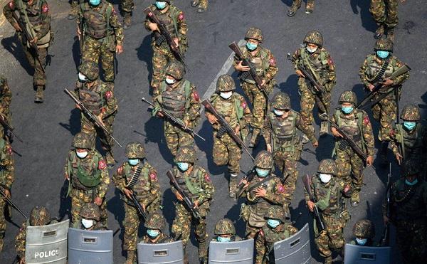 გაერო მიანმარის ხუნტის წინააღმდეგ იარაღის ემბარგოს დაწესებას მოითხოვს