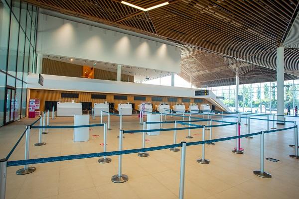 ქუთაისის განახლებული საერთაშორისო აეროპორტი ოფიციალურად გაიხსნა