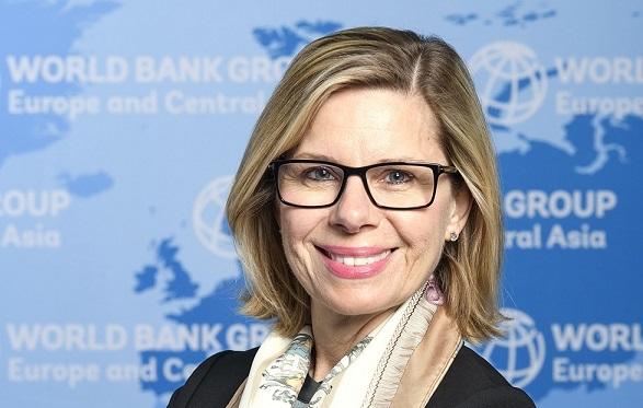 მსოფლიო ბანკის ვიცე-პრეზიდენტი ანა ბიერდე საქართველოს პირველი ოფიციალური ვიზიტით ეწვევა