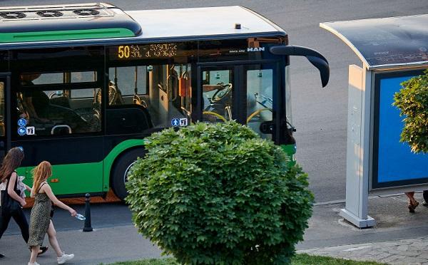 14 ივნისიდან N50 ავტობუსის მარშრუტში ცვლილება განხორციელდება