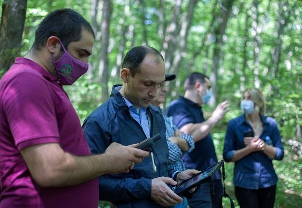 ტყის ეროვნული აღრიცხვით მიღებული ინფორმაცია მნიშვნელოვანი იქნება სატყეო პოლიტიკის სწორად  წარმართვისთვის - ლევან დავითაშვილი