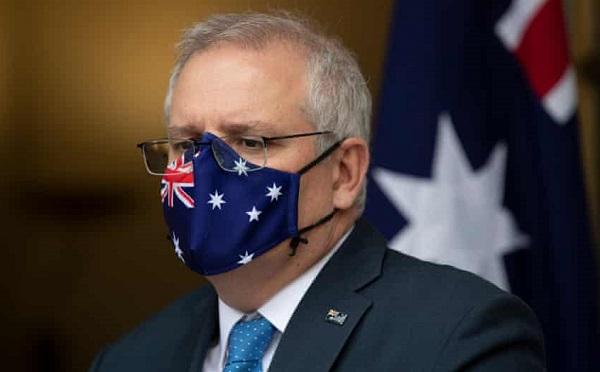ავსტრალიის პრემიერ-მინისტრი ვაქცინაციის ნელი ტემპის გამო ბოდიშს იხდის