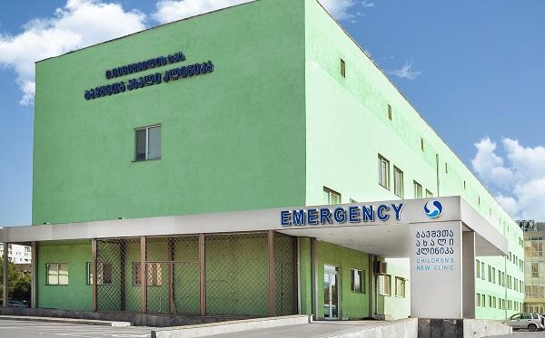 ციციშვილის კლინიკაში კორონავირუსით ინფიცირებული ჩვილი გარდაიცვალა