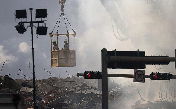 მაიამიში კორპუსის ჩამოშლის შედეგად 54 ადამიანი დაიღუპა, 86 - დაკარგულად ითვლება