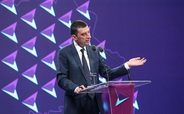 ქართულმა ოცნებამ, თავისი უსუსურობით, მიაღწია იმას, რომ 20 ივნისის ნეგატიური გმირი, დღეს ოფიციალურად მერობის კანდიდატად არის წარდგენილი - გახარია