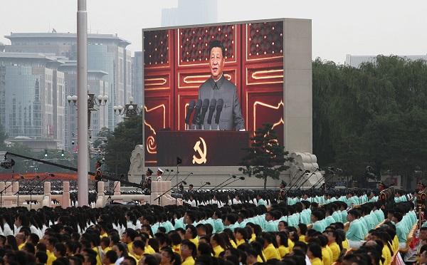 ჩინეთში კომუნისტური პარტიის დაარსებიდან 100 წლისთავს ზეიმობენ