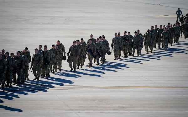 ამერიკა ერაყში სამხედრო მისიას წლის ბოლომდე დაასრულებს