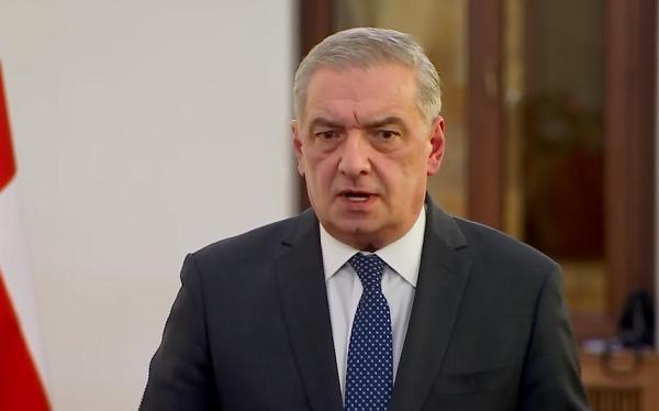 სააკაშვილი უკვე მეჩვიდმეტედ იმეორებს, რომ უნდა ჩამოვიდეს საქართველოში - ვოლსკი