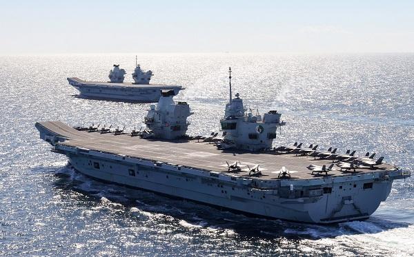 ბრიტანეთის ფლოტის ფლაგმან ავიამზიდ