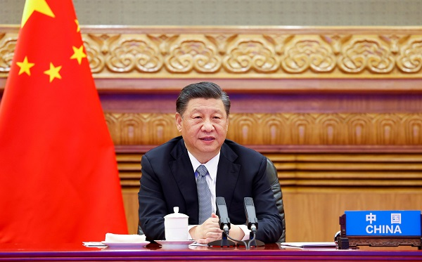 ჩინეთის პრეზიდენტი, ბოლო 30 წლის განმავლობაში პირველად, ტიბეტს ეწვია