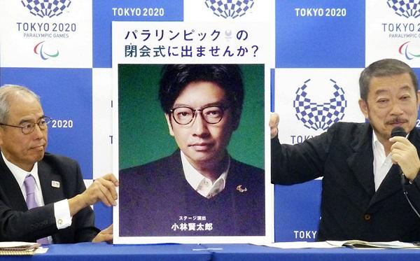 ტოკიოს ოლიმპიადის გახსნის ცერემონიალის რეჟისორი ჰოლოკოსტთან დაკავშირებული ხუმრობის გამო გაათავისუფლეს