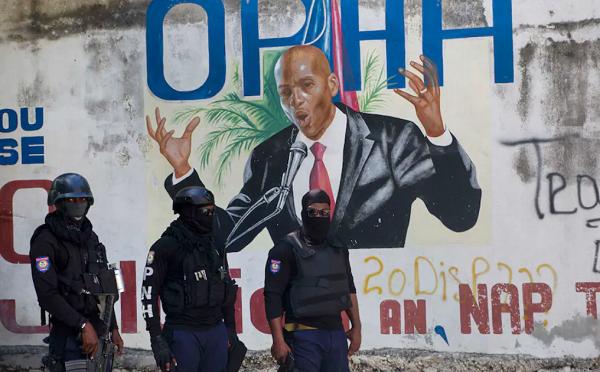 ჰაიტის ხელისუფლება შეერთებულ შტატებს ქვეყანაში ჯარების შეყვანას სთხოვს