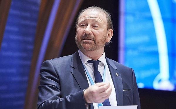 საქართველოს ევროპის საბჭოს საპარლამენტო ასამბლეის პრეზიდენტი ეწვია