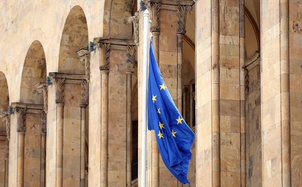 ევროკავშირისა და პარტნიორი ქვეყნების დროშის შებღალვაზე შესაძლოა ფულადი ჯარიმა დაწესდეს