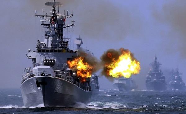 რუსეთის შავი ზღვის ფლოტმა წვრთნები საბრძოლო გასროლებით გამართა