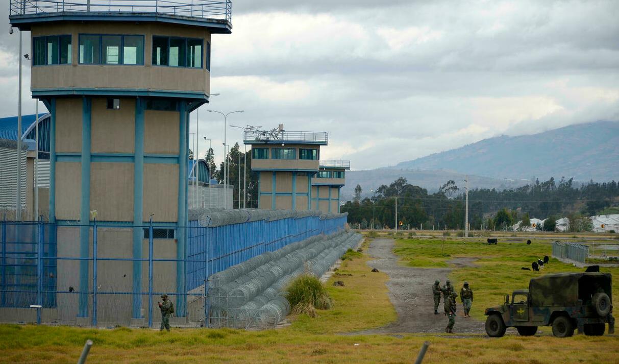 ეკვადორის სასჯელაღსრულების დაწესებულებებში ამბოხს 22 პატიმარი ემსხვერპლა