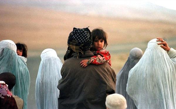 ფოტოები წარსულიდან: ავღანეთი თალიბანის რეჟიმის დროს 1996-2001 წლებში
