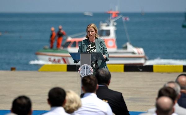 საამაყოა, რომ ჩვენს თევზსაჭერ ფლოტზე ქართული დროშა იფრიალებს - თურნავა
