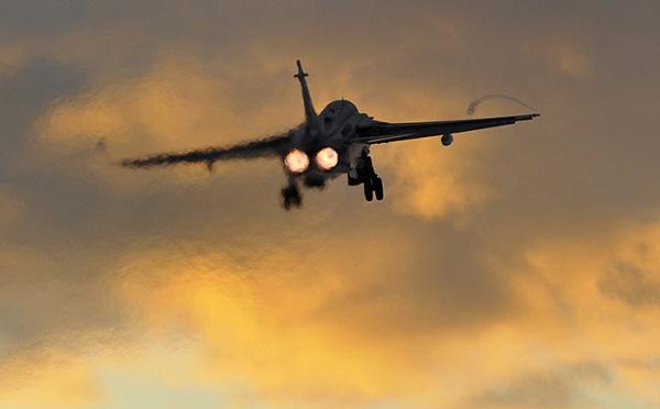 რუსეთში ბომბდამშენი Су-24 ჩამოვარდა