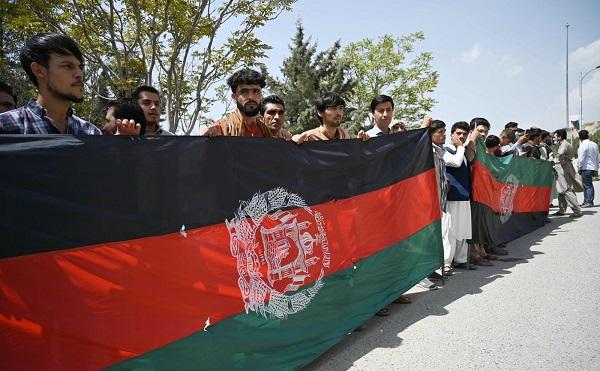 ავღანელებმა დამოუკიდებლობის დღეს თალიბანის წინააღმდეგ საპროტესტო აქციები გამართეს