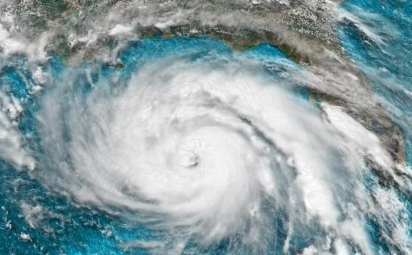 ლუიზიანის შტატს მძლავრი ქარიშხალი