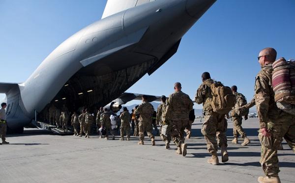 ავღანეთში აშშ-ის 20-წლიანი სამხედრო მისია ოფიციალურად დასრულდა