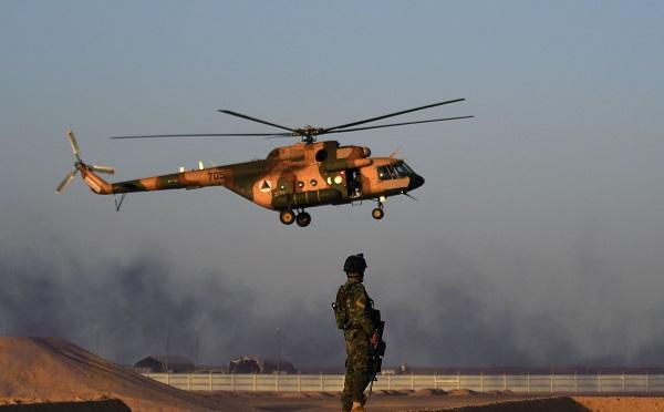 ამერიკული შეიარაღება, რომელიც ავღანეთში დარჩა