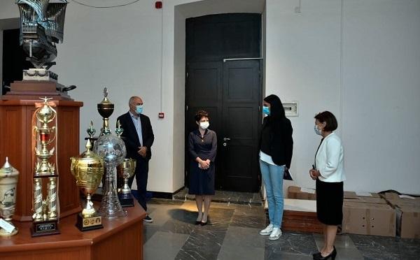 ჩვენი სურვილია, აღვადგინოთ ქართული სპორტის მუზეუმი -თეა წულუკიანი
