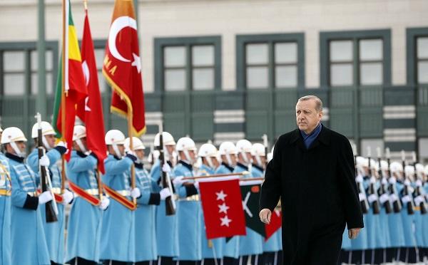 ბაიდენის პრეზიდენტობის დროს აშშ-თურქეთის ურთიერთობა გაუარესდა - ერდოღანი
