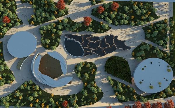 როგორი იქნება ბათუმის ცენტრალური პარკი | ფოტოები