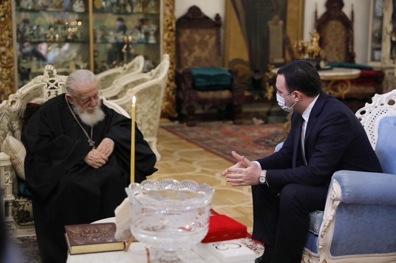 არ ყოფილა ასეთი ერთობა, როგორიც არის დღეს მთავრობასა და ეკლესიას შორის - ირაკლი ღარიბაშვილი