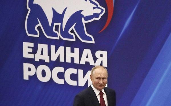 """რუსეთის ცესკო-ს ინფორმაციით, დუმის არჩევნებში """"ედინაია რასია"""" ლიდერობს"""