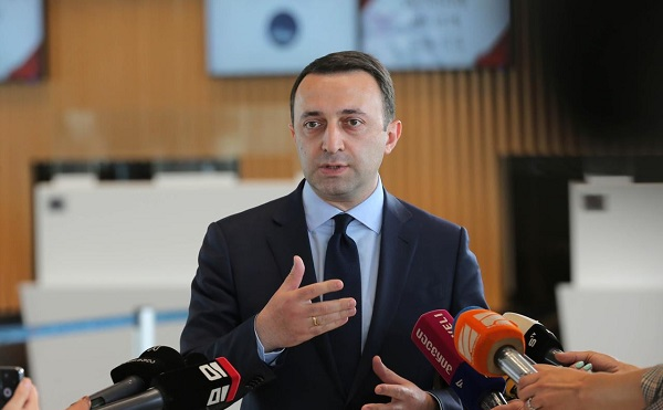"""""""ქართული ოცნების"""" ხელისუფლების პირობებში უპრეცედენტო პროგრესი გვაქვს ევროკავშირსა და ნატოსთან მიმართებით - ღარიბაშვილი"""