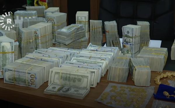 ერაყში, შეიხს ქართველმა ქალმა თანამზრახველებთან ერთად, 2 600 000$ და 4 კგ ოქრო მოპარა