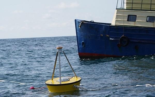 შავ ზღვაში წყლის ხარისხის მონიტორინგისთვის პორტატული მოტივტივე სადგური განთავსდა