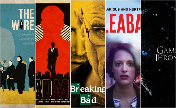 BBC: 21-ე საუკუნის 100 საუკეთესო სერიალი