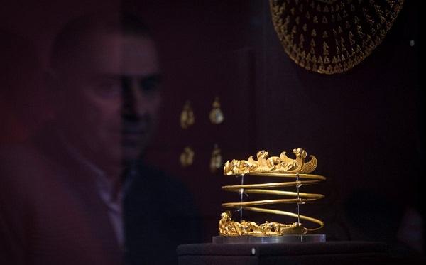 ამსტერდამის სასამართლომ უარყო რუსეთის მოთხოვნა - სკვითების ოქრო უკრაინას დაუბრუნდება