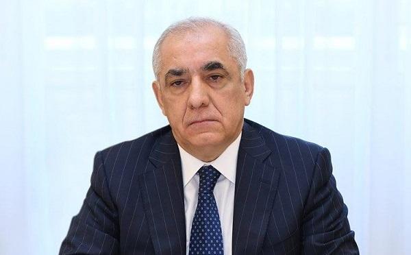 ირაკლი ღარიბაშვილს, ბათუმში მომხდარ ტრაგედიასთან დაკავშირებით, აზერბაიჯანის რესპუბლიკის პრემიერ-მინისტრმა მიუსამძიმრა