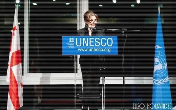ელისო ბოლქვაძე UNESCO-ს ამბასადორიალზე მონაწილეობას მიიღებს