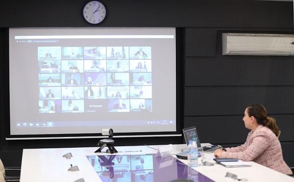 ეკატერინე გუნცაძე აზიის ინფრასტრუქტურის საინვესტიციო ბანკის (AIIB) წევრი ქვეყნების მმართველთა საბჭოს ყოველწლიურ  შეხვედრას დაესწრო