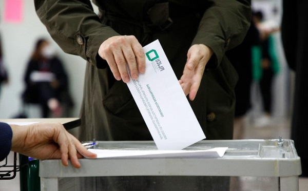 არჩევნების მეორე ტური 20 ქალაქსა და 42 ადგილობრივ მაჟორიტარულ ოლქში ჩატარდება