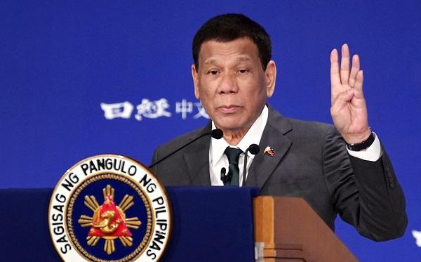 ვაქცინაციის მოწინააღმდეგეებს, აცრა ძილში უნდა გავუკეთოთ - ფილიპინების პრეზიდენტი