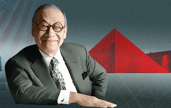 ლუვრის პირამიდის არქიტექტორი 102 წლის ასაკში გარდაიცვალა