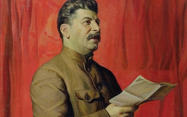 სტალინი, როგორც მესია, ქართულ პოლიტიკურ ლირიკაში